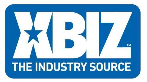 XBIZ logo