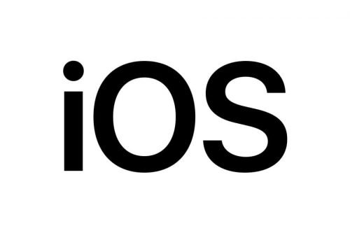 iOS Logo 2017