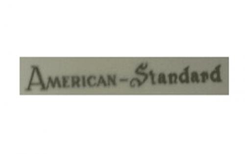 American Standard Logo 1967