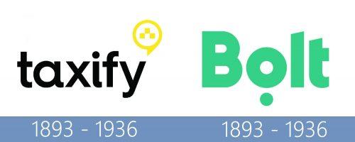 Bolt Logo historia
