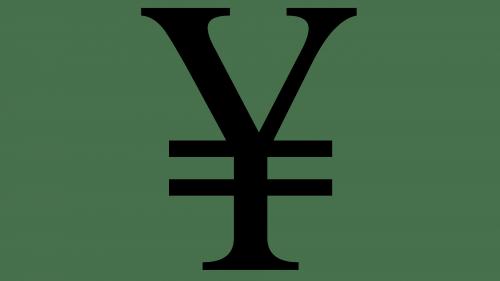 Japanese Yen logo