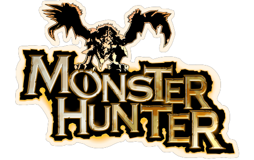 Monster Hunter Logo 2004