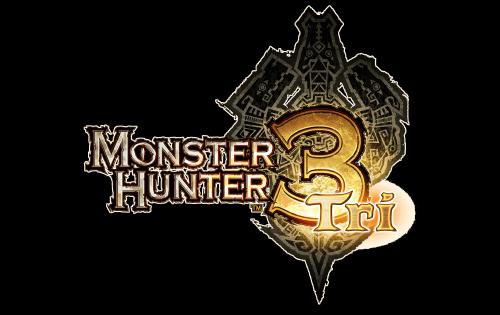Monster Hunter Logo 2009