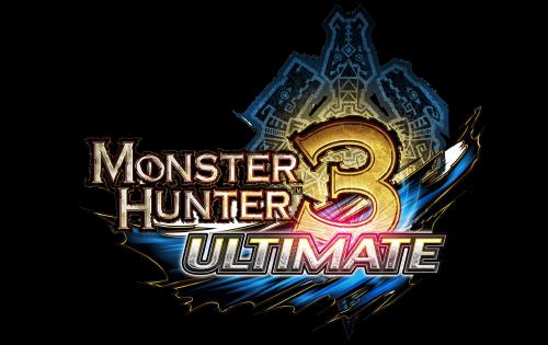 Monster Hunter Logo 2011