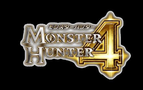 Monster Hunter Logo 2013
