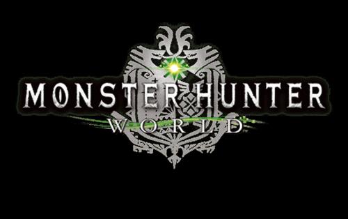 Monster Hunter Logo 2018