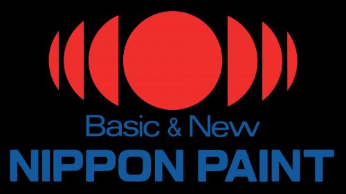 Nippon Paint Logo 1984
