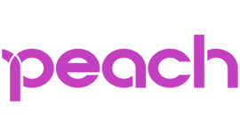 Peach Aviation Logo