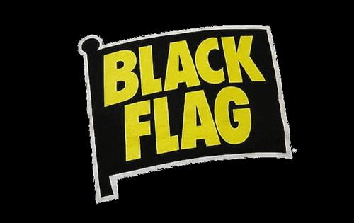 Black Flag Logo 197