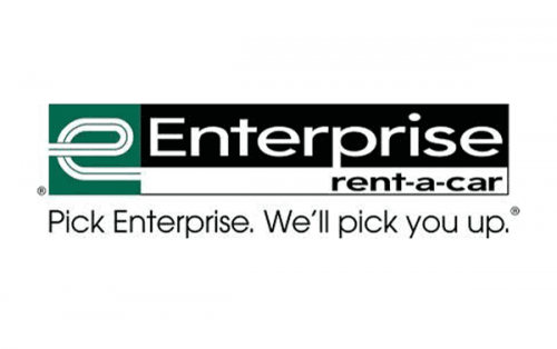 Enterprise Rent A Car Logo 1995
