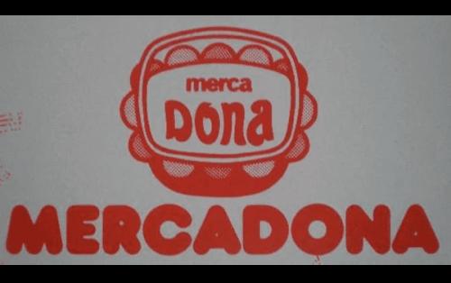 Mercadona Logo 1977