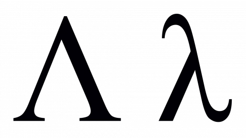 lambda greek symbol